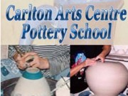 Carlton Arts Centre Pottery School