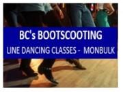 Bob Clarke Line Dancing - Monbulk