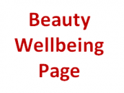 Beauty Wellbeing Page