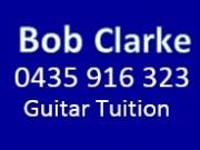 Bob Clarke Guitar Lessons  - Belgrave