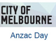 City of Melbourne - Anzac Day