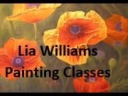 Lia Williams Painting Classes - Mount Evelyn