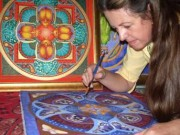 Mandala Magic Workshops