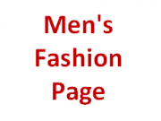 Men's Fashion Page