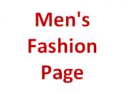 Visit our Men's Fashion Page