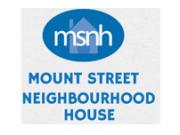 Mount Street Neighbourhood House