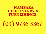 Nampara Upholstery - Mount Evelyn