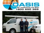 Oasis Air Conditioning and Solar