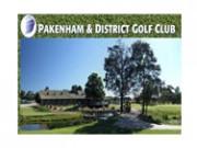 Pakenham Golf Course Club
