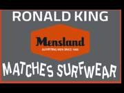 Rondald King Mensland - Lilydale