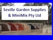 Seville Garden Supplies and Mini Mix