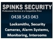 Spinks Security - Seville