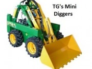 TG's Mini Diggers - Lilydale