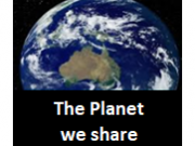 The Planet we Share