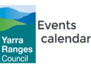 Yarra Ranges Council Events Calendar