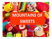 Mountains of Sweets - Olinda