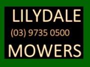Lilydale Mowers - Lilydale