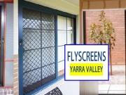 Flyscreen Windows & Doors - Woori Yallock