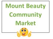 Mount Beauty Community Market