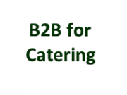 B2B for Catering
