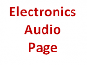 Electronics and Audio Page
