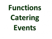 Catering, Function, Event Page