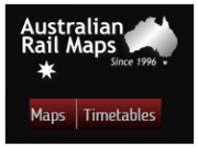 Australian Rail Maps - Timetables