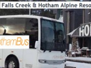 Melbourne to Hotham Bus Time Table