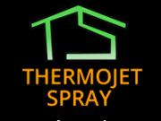 ThermoJet Spray Rendering and Bricks