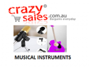 Crazy Sales Music