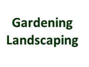 Gardening Tradie Pages