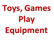 Toys and Games Page for Melbourne