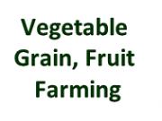 Vegetable, Grain, Fruit Farming Category Page