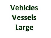 Vehicles Vessels Large