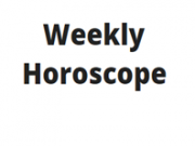 Weekly Horoscope with LifeReader
