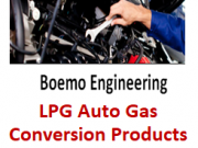 Boemo Engineering - LPG Auto Gas Conversion Products