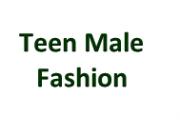 Teen Male Fashion Page