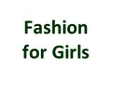 Young Girls Fashion Page