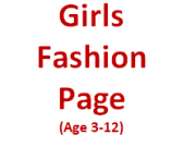 Young Girls Fashion Page