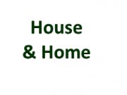 House & Home Page