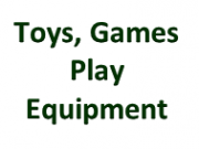 Toys & Games Page