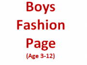 Young Boys Fashion Page