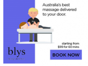 Blys | Mobile Massage On-Demand