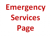Emergency Support Page