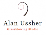 Alan Ussher Glass Blowing