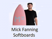 Mick Fanning - Softboards