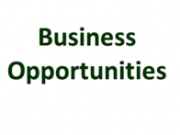 Business Opportunties