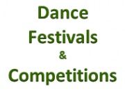Dance Festivals and Competitions