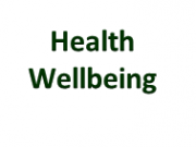 Health Wellbeing FItness