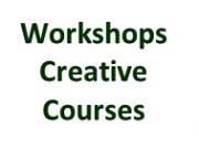 Workshops Creative Courses